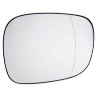 BMW X1 [08-12] Clip In Heated Wing Mirror Glass with Baseplate