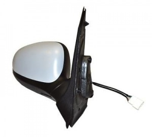 Ford Ka   Complete Wing Mirror Unit Electric Adjust Primed