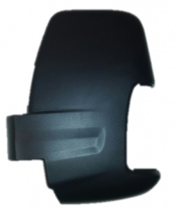 Ford Transit MK8 [2014 on] Wing Mirror Cap Cover - Black Textured