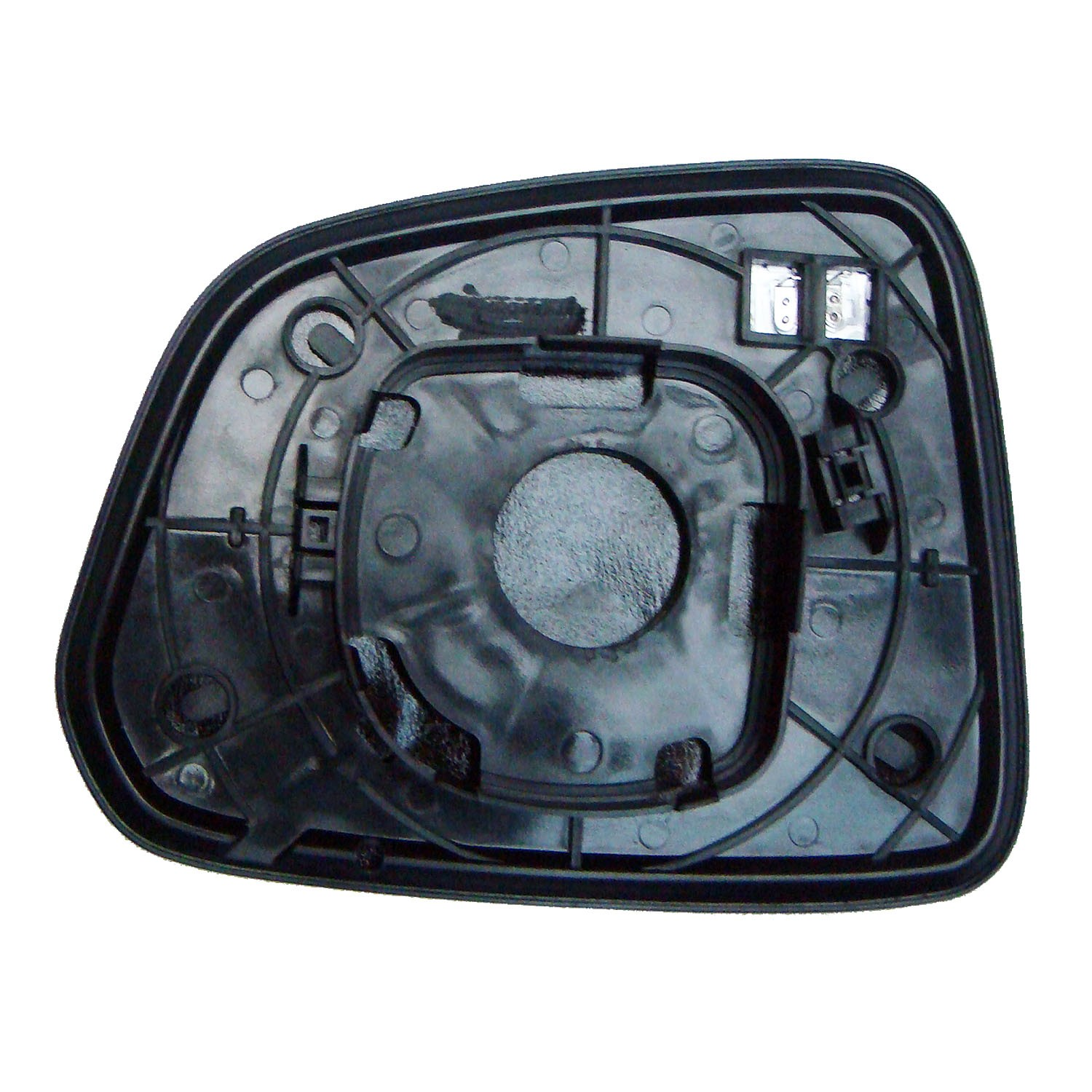 Chevrolet captiva heated wing mirror glass for Mirror glass
