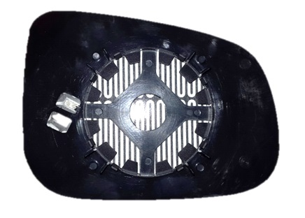 Volvo C30 10 On Clip In Heated Wing Mirror Glass