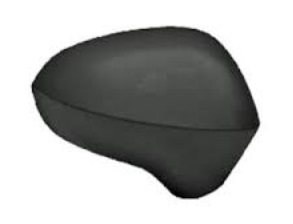 Seat Exeo [08 on] Wing Mirror Cover - Black textured