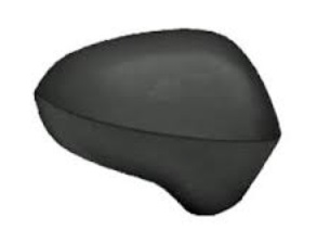 Seat Ibiza MK5 [08-17] Wing Mirror Cover - Black textured