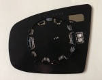 BMW X5 [06-13] Clip In Heated Wing Mirror Glass - Blue Tinted