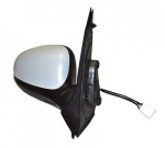 Ford KA [09-14] Complete Wing Mirror Unit - Electric Adjust - Primed