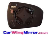 Ford Mondeo MK5 [15 on] Clip In Heated Wing Mirror Glass