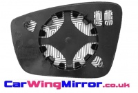 SEAT Mii - [2011 on] Clip In Heated Wing Mirror Glass