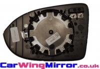 VW Passat [2015 on] Clip In Heated Wing Mirror Glass