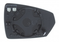 VW Polo [18 on] Clip In Heated Wing Mirror Glass
