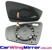 VW Tiguan MK2 [16 on] Clip In Heated Wing Mirror Glass