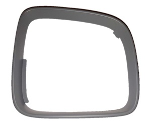 VW Caddy Maxi [08 on] Wing Mirror Surround Trim Bezel - Primed
